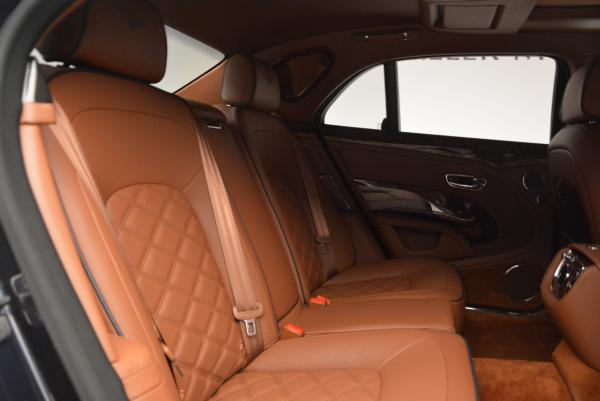 Used 2016 Bentley Mulsanne Speed for sale Sold at Alfa Romeo of Greenwich in Greenwich CT 06830 28