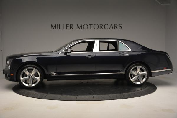 Used 2016 Bentley Mulsanne Speed for sale Sold at Alfa Romeo of Greenwich in Greenwich CT 06830 3