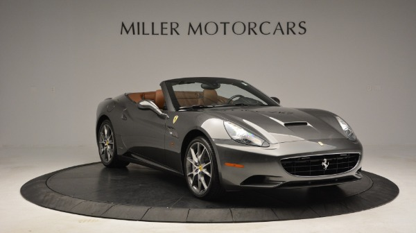 Used 2011 Ferrari California for sale Sold at Alfa Romeo of Greenwich in Greenwich CT 06830 10