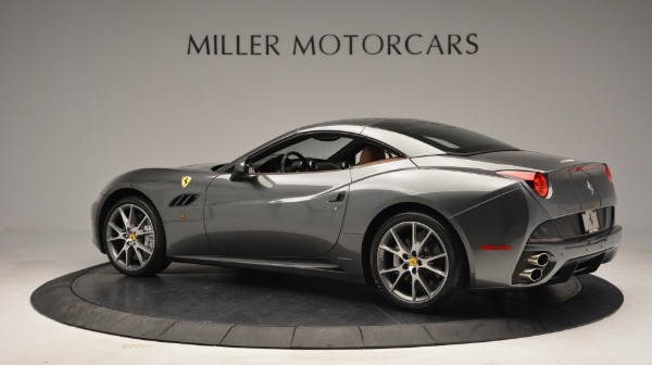 Used 2011 Ferrari California for sale Sold at Alfa Romeo of Greenwich in Greenwich CT 06830 15