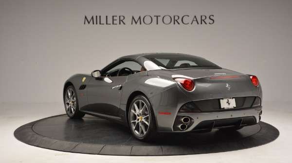 Used 2011 Ferrari California for sale Sold at Alfa Romeo of Greenwich in Greenwich CT 06830 16