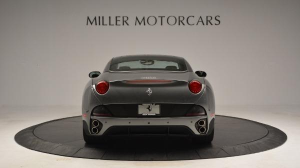 Used 2011 Ferrari California for sale Sold at Alfa Romeo of Greenwich in Greenwich CT 06830 17