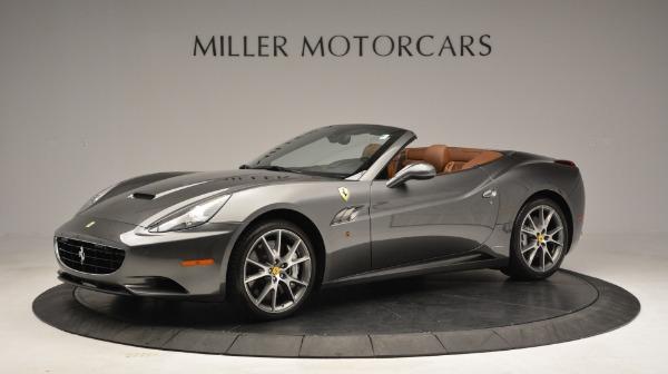 Used 2011 Ferrari California for sale Sold at Alfa Romeo of Greenwich in Greenwich CT 06830 2