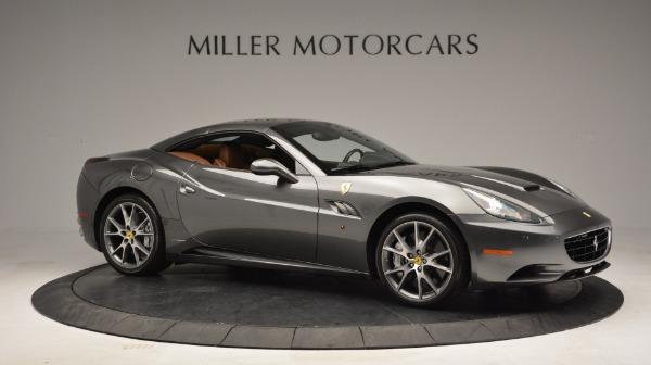 Used 2011 Ferrari California for sale Sold at Alfa Romeo of Greenwich in Greenwich CT 06830 21