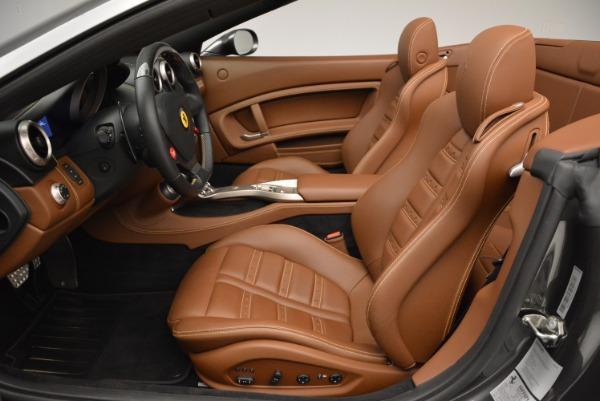 Used 2011 Ferrari California for sale Sold at Alfa Romeo of Greenwich in Greenwich CT 06830 24