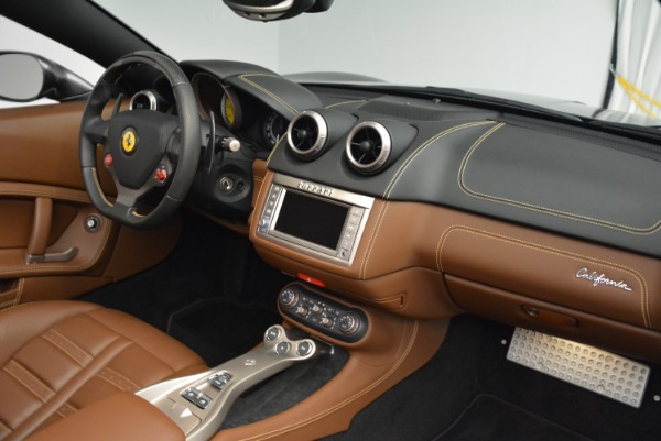 Used 2011 Ferrari California for sale Sold at Alfa Romeo of Greenwich in Greenwich CT 06830 28