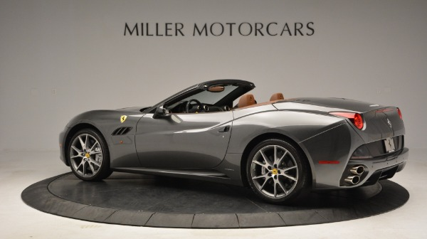 Used 2011 Ferrari California for sale Sold at Alfa Romeo of Greenwich in Greenwich CT 06830 4