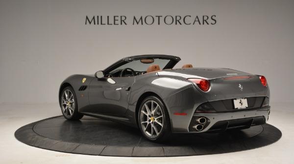 Used 2011 Ferrari California for sale Sold at Alfa Romeo of Greenwich in Greenwich CT 06830 5