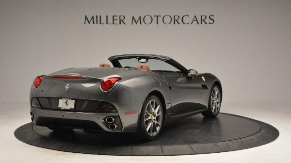 Used 2011 Ferrari California for sale Sold at Alfa Romeo of Greenwich in Greenwich CT 06830 6