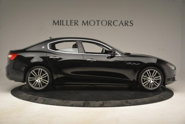 Used 2015 Maserati Ghibli S Q4 for sale Sold at Alfa Romeo of Greenwich in Greenwich CT 06830 9