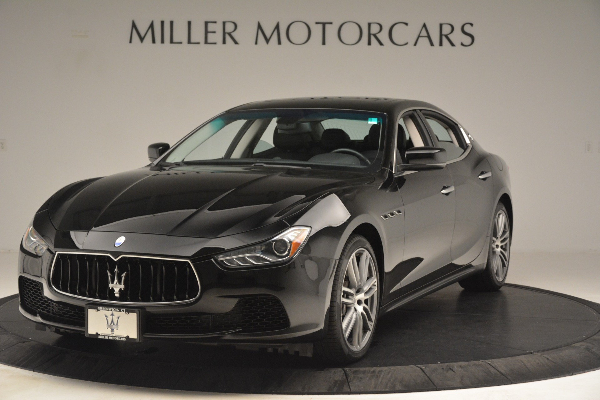 Used 2015 Maserati Ghibli S Q4 for sale Sold at Alfa Romeo of Greenwich in Greenwich CT 06830 1
