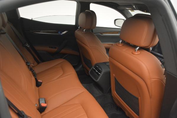 New 2019 Maserati Ghibli S Q4 for sale Sold at Alfa Romeo of Greenwich in Greenwich CT 06830 25