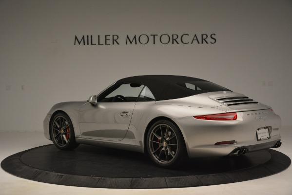 Used 2013 Porsche 911 Carrera S for sale Sold at Alfa Romeo of Greenwich in Greenwich CT 06830 16