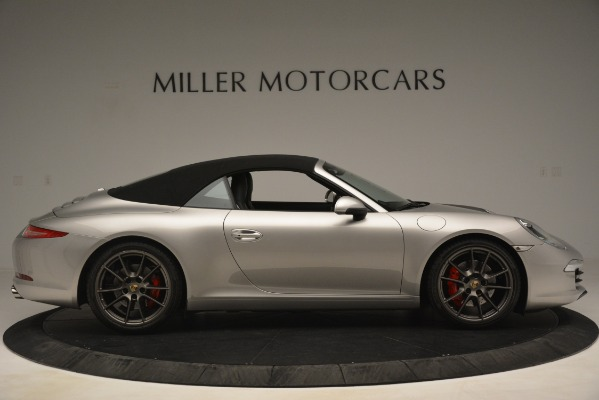 Used 2013 Porsche 911 Carrera S for sale Sold at Alfa Romeo of Greenwich in Greenwich CT 06830 18