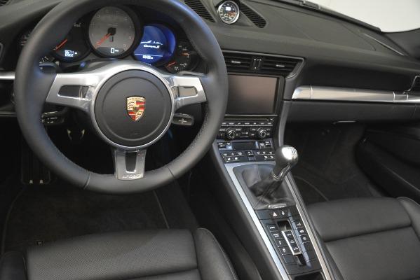 Used 2013 Porsche 911 Carrera S for sale Sold at Alfa Romeo of Greenwich in Greenwich CT 06830 23