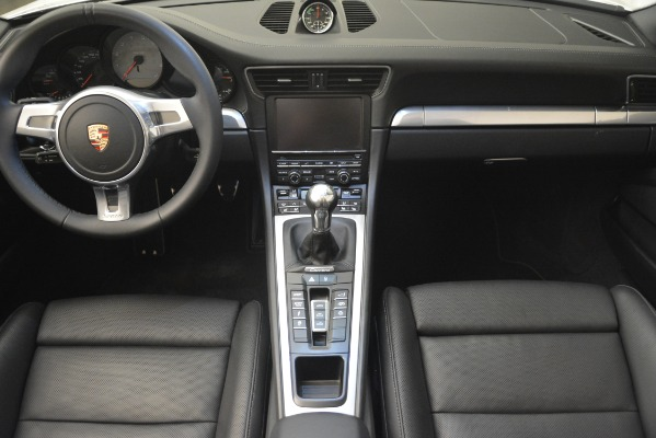 Used 2013 Porsche 911 Carrera S for sale Sold at Alfa Romeo of Greenwich in Greenwich CT 06830 28