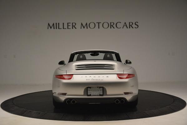 Used 2013 Porsche 911 Carrera S for sale Sold at Alfa Romeo of Greenwich in Greenwich CT 06830 6