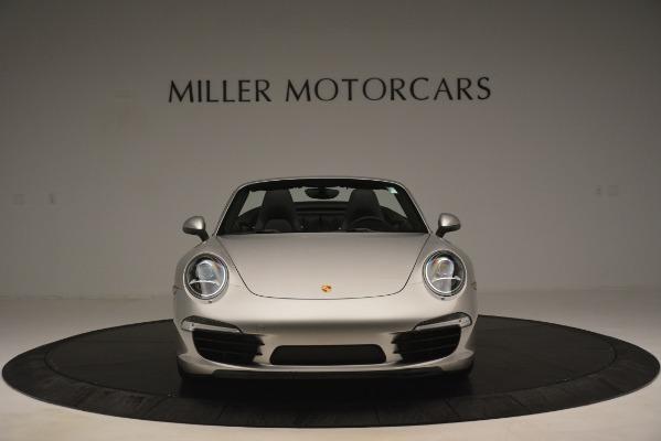 Used 2013 Porsche 911 Carrera S for sale Sold at Alfa Romeo of Greenwich in Greenwich CT 06830 7