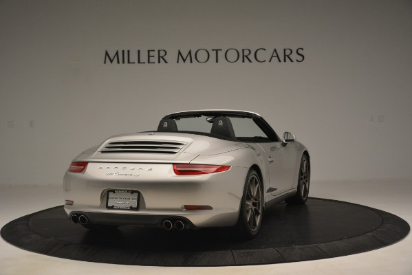 Used 2013 Porsche 911 Carrera S for sale Sold at Alfa Romeo of Greenwich in Greenwich CT 06830 8