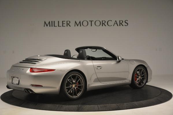 Used 2013 Porsche 911 Carrera S for sale Sold at Alfa Romeo of Greenwich in Greenwich CT 06830 9