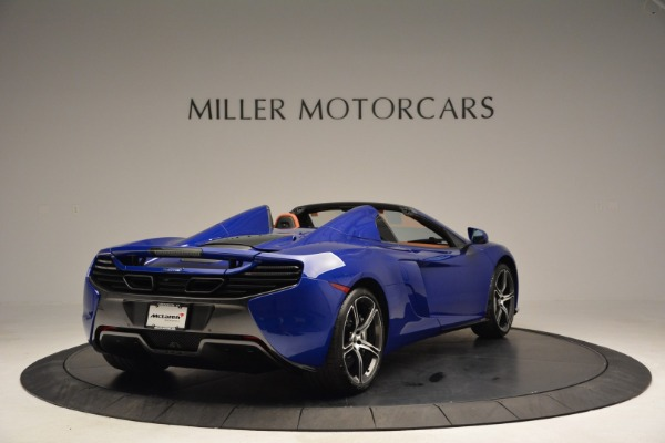 Used 2015 McLaren 650S Spider Convertible for sale Sold at Alfa Romeo of Greenwich in Greenwich CT 06830 7