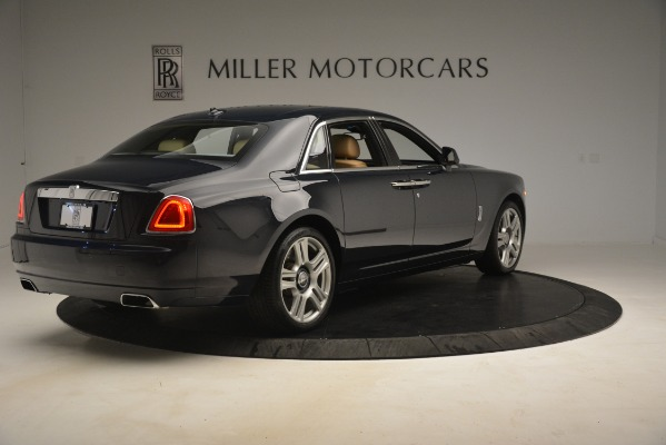 Used 2015 Rolls-Royce Ghost for sale Sold at Alfa Romeo of Greenwich in Greenwich CT 06830 11