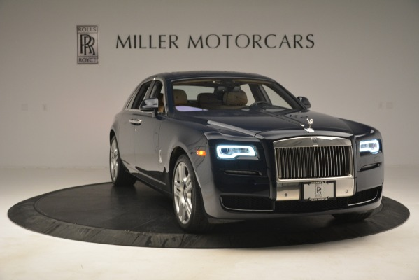 Used 2015 Rolls-Royce Ghost for sale Sold at Alfa Romeo of Greenwich in Greenwich CT 06830 15