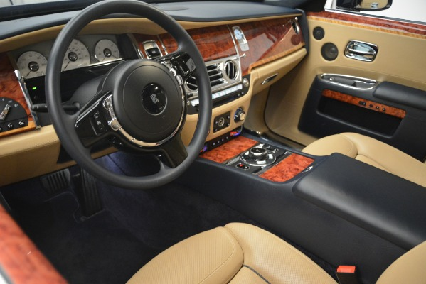 Used 2015 Rolls-Royce Ghost for sale Sold at Alfa Romeo of Greenwich in Greenwich CT 06830 22