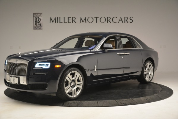 Used 2015 Rolls-Royce Ghost for sale Sold at Alfa Romeo of Greenwich in Greenwich CT 06830 4