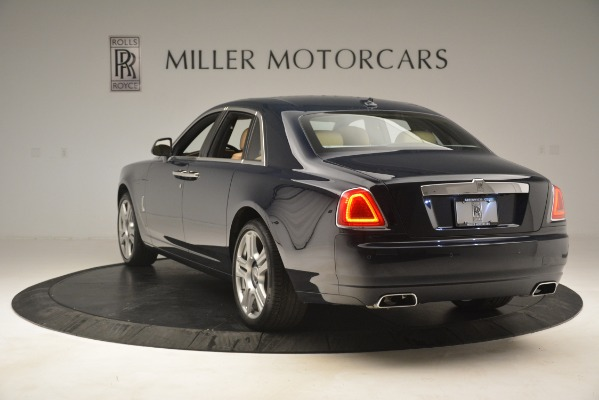 Used 2015 Rolls-Royce Ghost for sale Sold at Alfa Romeo of Greenwich in Greenwich CT 06830 8