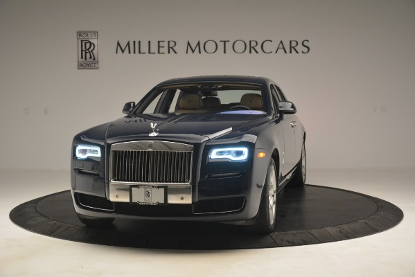 Used 2015 Rolls-Royce Ghost for sale Sold at Alfa Romeo of Greenwich in Greenwich CT 06830 1