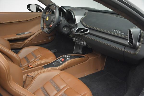 Used 2013 Ferrari 458 Spider for sale Sold at Alfa Romeo of Greenwich in Greenwich CT 06830 23