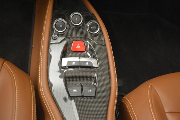 Used 2013 Ferrari 458 Spider for sale Sold at Alfa Romeo of Greenwich in Greenwich CT 06830 28