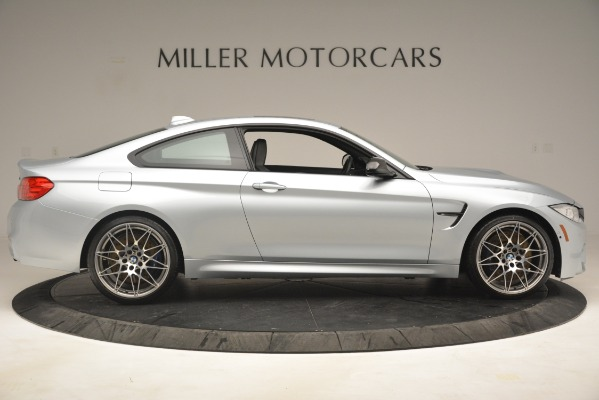 Used 2017 BMW M4 Competition PKG for sale Sold at Alfa Romeo of Greenwich in Greenwich CT 06830 10