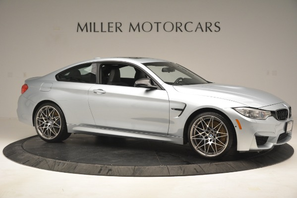 Used 2017 BMW M4 Competition PKG for sale Sold at Alfa Romeo of Greenwich in Greenwich CT 06830 11