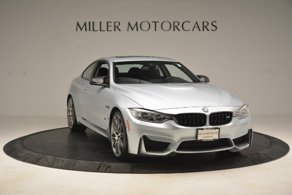 Used 2017 BMW M4 Competition PKG for sale Sold at Alfa Romeo of Greenwich in Greenwich CT 06830 12