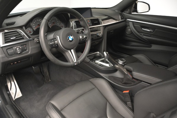 Used 2017 BMW M4 Competition PKG for sale Sold at Alfa Romeo of Greenwich in Greenwich CT 06830 13