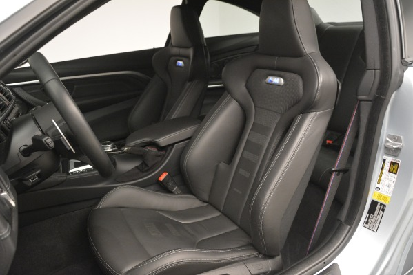 Used 2017 BMW M4 Competition PKG for sale Sold at Alfa Romeo of Greenwich in Greenwich CT 06830 15
