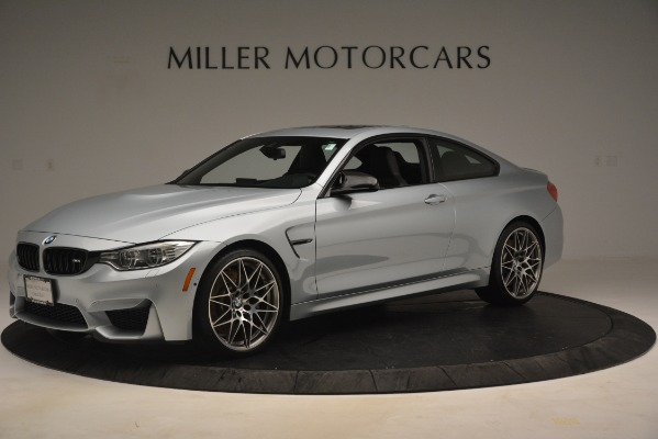 Used 2017 BMW M4 Competition PKG for sale Sold at Alfa Romeo of Greenwich in Greenwich CT 06830 2