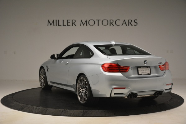Used 2017 BMW M4 Competition PKG for sale Sold at Alfa Romeo of Greenwich in Greenwich CT 06830 5