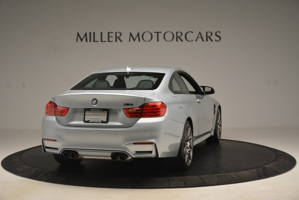 Used 2017 BMW M4 Competition PKG for sale Sold at Alfa Romeo of Greenwich in Greenwich CT 06830 8