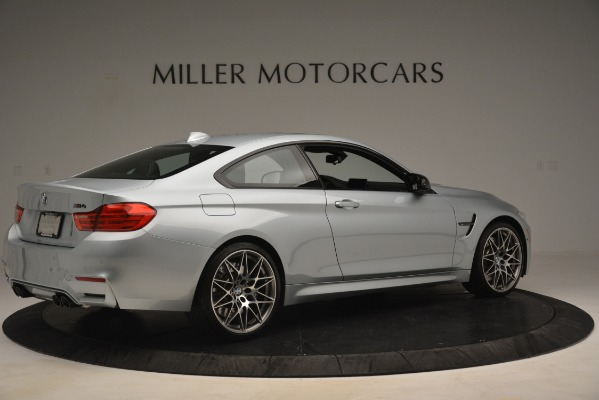 Used 2017 BMW M4 Competition PKG for sale Sold at Alfa Romeo of Greenwich in Greenwich CT 06830 9