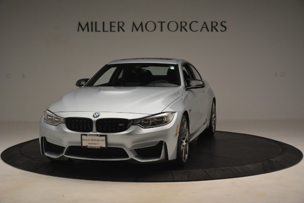 Used 2017 BMW M4 Competition PKG for sale Sold at Alfa Romeo of Greenwich in Greenwich CT 06830 1