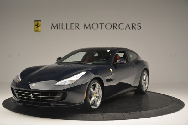 Used 2019 Ferrari GTC4Lusso for sale Sold at Alfa Romeo of Greenwich in Greenwich CT 06830 1