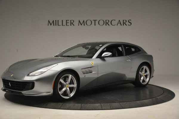 Used 2017 Ferrari GTC4Lusso for sale $219,900 at Alfa Romeo of Greenwich in Greenwich CT 06830 2