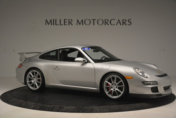 Used 2007 Porsche 911 GT3 for sale Sold at Alfa Romeo of Greenwich in Greenwich CT 06830 10