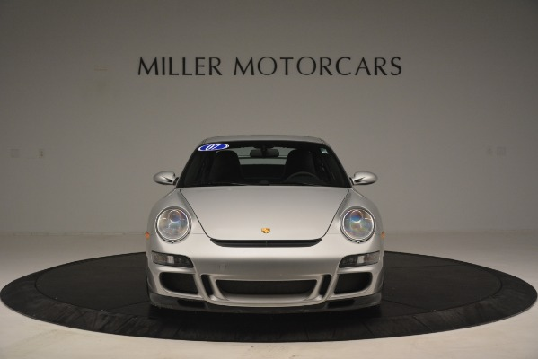 Used 2007 Porsche 911 GT3 for sale Sold at Alfa Romeo of Greenwich in Greenwich CT 06830 12