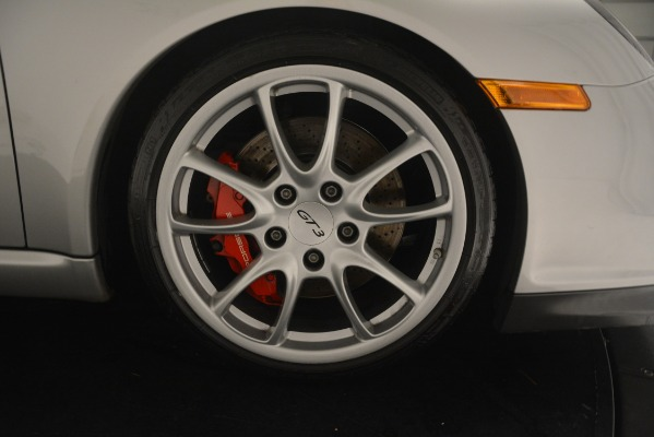 Used 2007 Porsche 911 GT3 for sale Sold at Alfa Romeo of Greenwich in Greenwich CT 06830 13