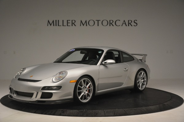 Used 2007 Porsche 911 GT3 for sale Sold at Alfa Romeo of Greenwich in Greenwich CT 06830 2