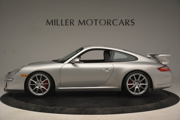 Used 2007 Porsche 911 GT3 for sale Sold at Alfa Romeo of Greenwich in Greenwich CT 06830 3
